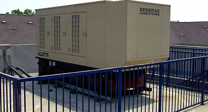 Commercial Electrical, Generators & Solar